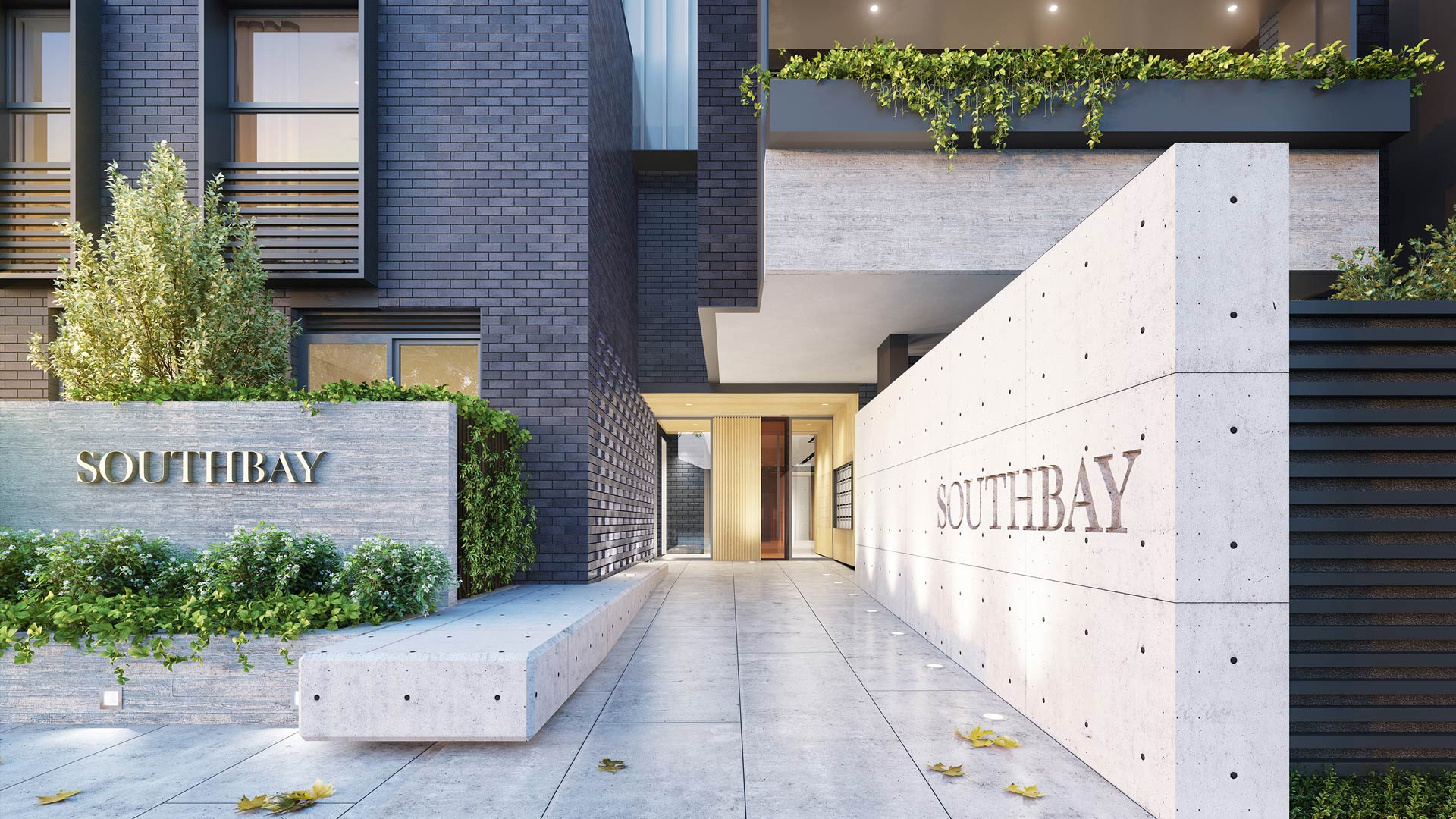 Southbay - Residents' Entry